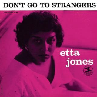 Etta Jones : Dont Go To Strangers LP