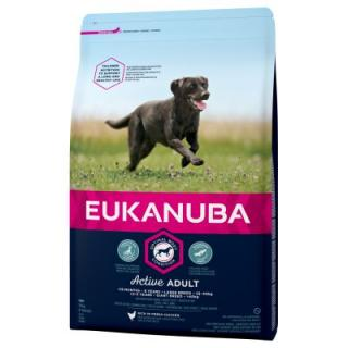 Eukanuba Active Adult Large Breed Kuřecí - 3 kg