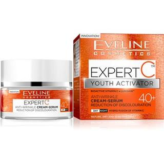 EVELINE COSMETICS Expert C Youth Activator Day And Night Cream- Serum 40   50 ml