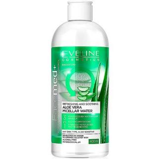 EVELINE Cosmetics Facemed Aloe Vera Micellar Water 400 ml (5901761958836)