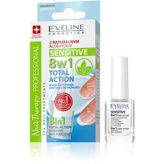 EVELINE COSMETICS Spa Nail Total Action 8 In 1 Sensitive 12 ml (5901761938111)