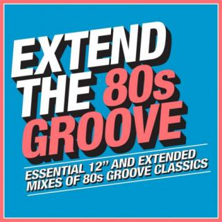 Extend The 80`s : Groove CD