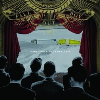 Fall Out Boy : From Under The Cork Tree 2LP