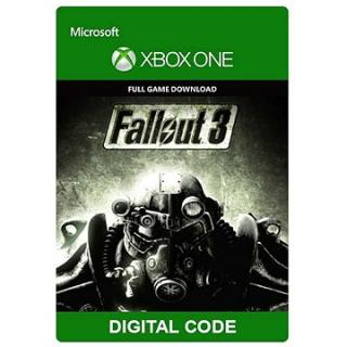 Fallout 3 - Xbox One Digital (G3P-00096)