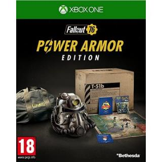 Fallout 76 Power Armor Edition - Xbox One (5055856421443)