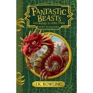 Fantastic Beasts and Where to Find Them: Hogwarts Library Book (140889694X)