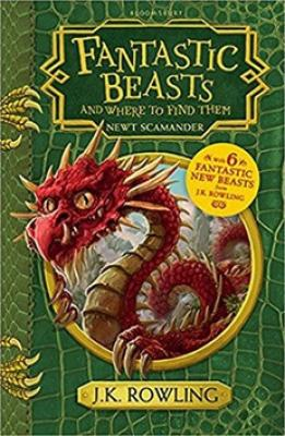 Fantastic Beasts and Where to Find Them: Hogwarts Library Book - Rowlingová Joanne K., Rowling Joanne K.