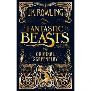 Fantastic Beasts and Where to Find Them: The Original Screenplay PB (9780751574951)