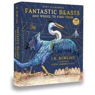 Fantastic Beasts and Where to Find Them/Illustr. Ed. (1408885263)