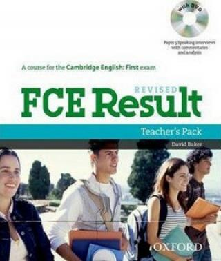 FCE Result Revised Teacher´s Book including assessment booklet with DVD pack