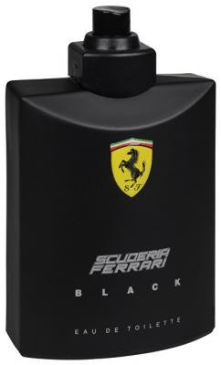 Ferrari Scuderia Black - EDT TESTER 125 ml