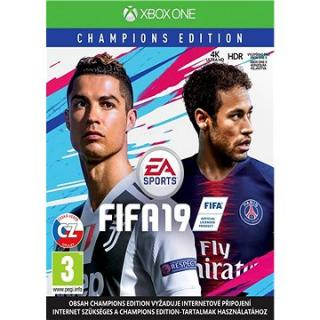 FIFA 19: CHAMPIONS EDITION - Xbox One DIGITAL (G3Q-00532)
