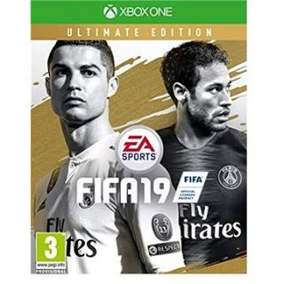 FIFA 19: ULTIMATE EDITION - Xbox One DIGITAL (G3Q-00533)