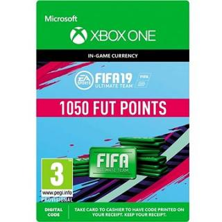 FIFA 19: ULTIMATE TEAM FIFA POINTS 1050 - Xbox One DIGITAL (7D4-00308)