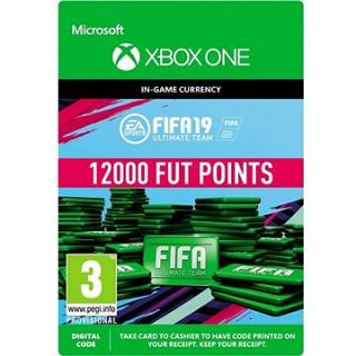 FIFA 19: ULTIMATE TEAM FIFA POINTS 12000  - Xbox One DIGITAL (7D4-00309)