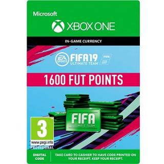 FIFA 19: ULTIMATE TEAM FIFA POINTS 1600 - Xbox One DIGITAL (7D4-00310)