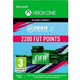 FIFA 19: ULTIMATE TEAM FIFA POINTS 2200 - Xbox One DIGITAL (7D4-00311)