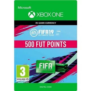 FIFA 19: ULTIMATE TEAM FIFA POINTS 500 - Xbox One DIGITAL (7D4-00313)