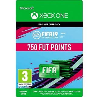 FIFA 19: ULTIMATE TEAM FIFA POINTS 750 - Xbox One DIGITAL (7D4-00314)