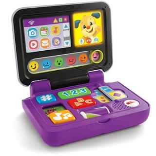 Fisher-Price Naučný Laptop CZ (887961693645)