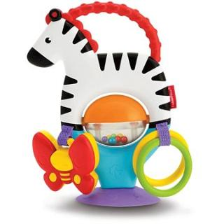 Fisher-Price Zebra s aktivitami (0887961505870)