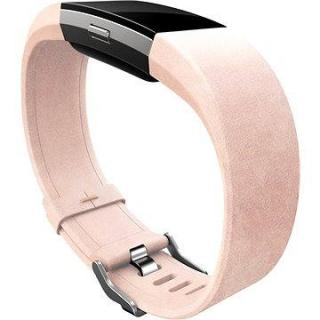 Fitbit Charge 2 Band Leather Blush Pink Small (FB160LBPKS)