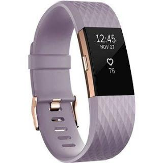 Fitbit Charge 2 Large Lavender Rose Gold
