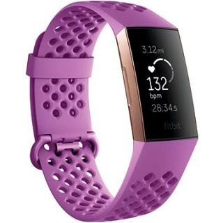 Fitbit Charge 3 Berry (FB409RGMG)