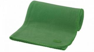 Fleecová deka Easy Camp Fleece blanket::Zelená