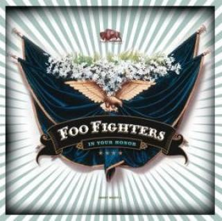 Foo Fighters : In Your Honor 2LP