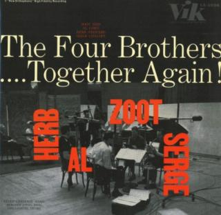 Four Brothers : Together Again! CD