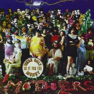 Frank Zappa : Were Only In It For The Money LP