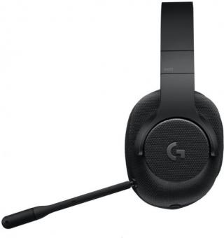 G433 Gaming Headset Black Emea LOGITECH