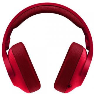 G433 Gaming Headset Red Emea LOGITECH