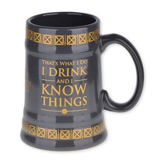 Game Of Thrones I Know Things - korbel