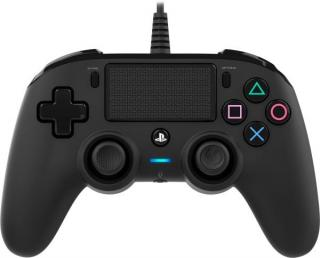 Gamepad Nacon Wired Compact Controller pro PS4 černý (ps4hwnaconwccb)