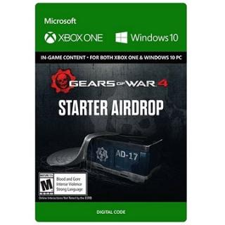 Gears of War 4: Starter Airdrop  - (Play Anywhere) DIGITAL (7LM-00007)