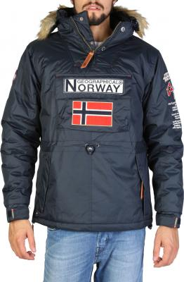 Geographical Norway Boomerang_man blue velikost: 2XL