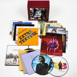 George Harrison : The Vinyl Collection BOX