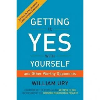 Getting to Yes with Yourself: (and Other Worthy Opponents) (0062390678)