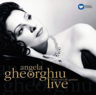 Gheorghiu, Angela : Live from Covent Garden CD