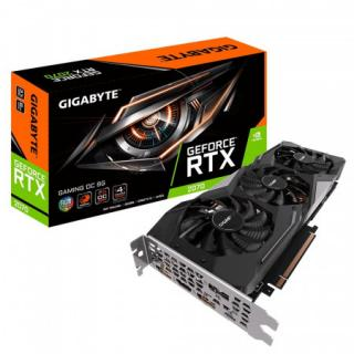 GIGABYTE GeForce® RTX 2070 GAMING 8G, GV-N2070GAMING-8GC