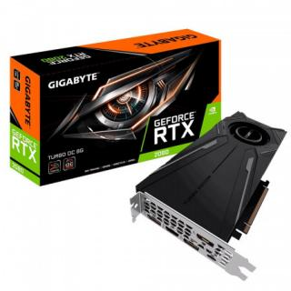 GIGABYTE VGA NVIDIA GeForce® RTX 2080 TURBO 8G, 8GB GDDR6 , GV-N2080TURBO-8GC