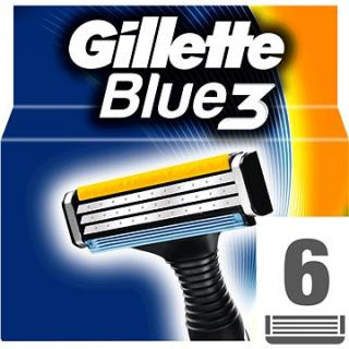 GILLETTE Blue3 6 ks