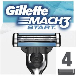 GILLETTE Mach3 Start 4 ks