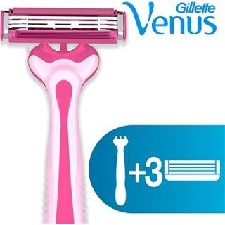 GILLETTE Venus Simply   hlavice 3 ks