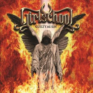Girlschool : Guilty As Sin LP