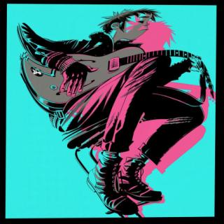 Gorillaz : The Now Now LP