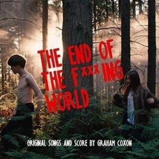 Graham Coxon : End Of The Fu***ing World / Ost LP