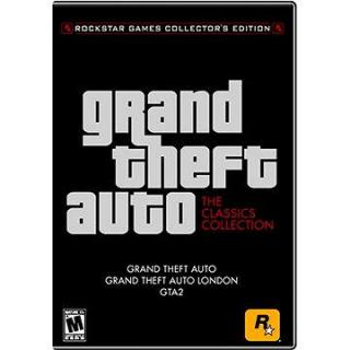 Grand Theft Auto Collection (251751)